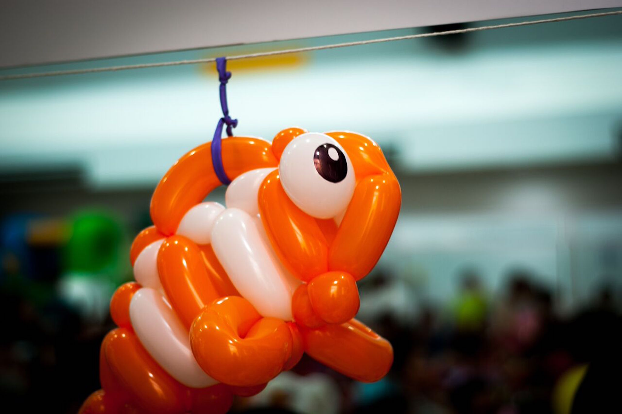 Balloon Sculpting