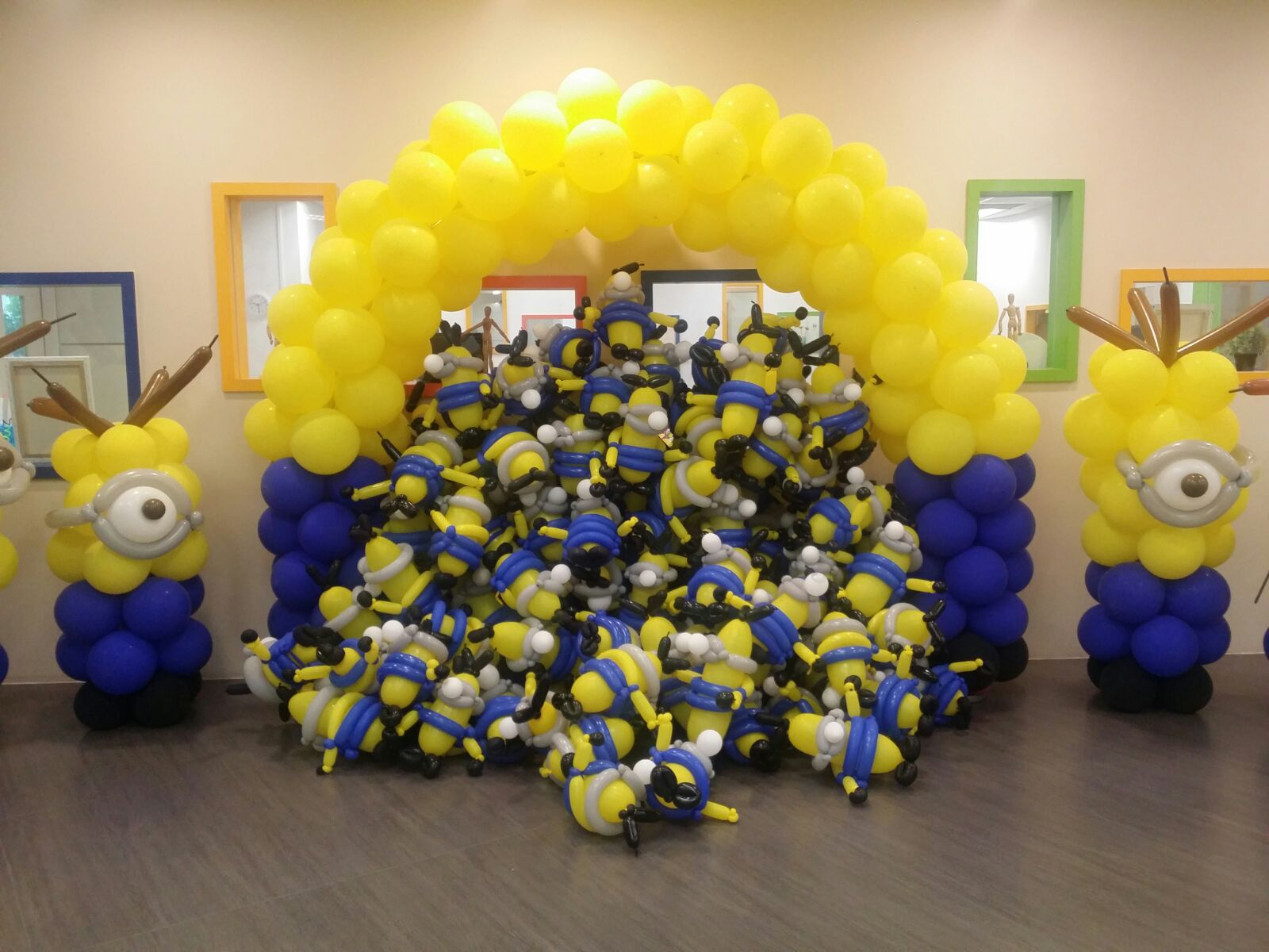 Minion Baby Shower Decorations Home Design