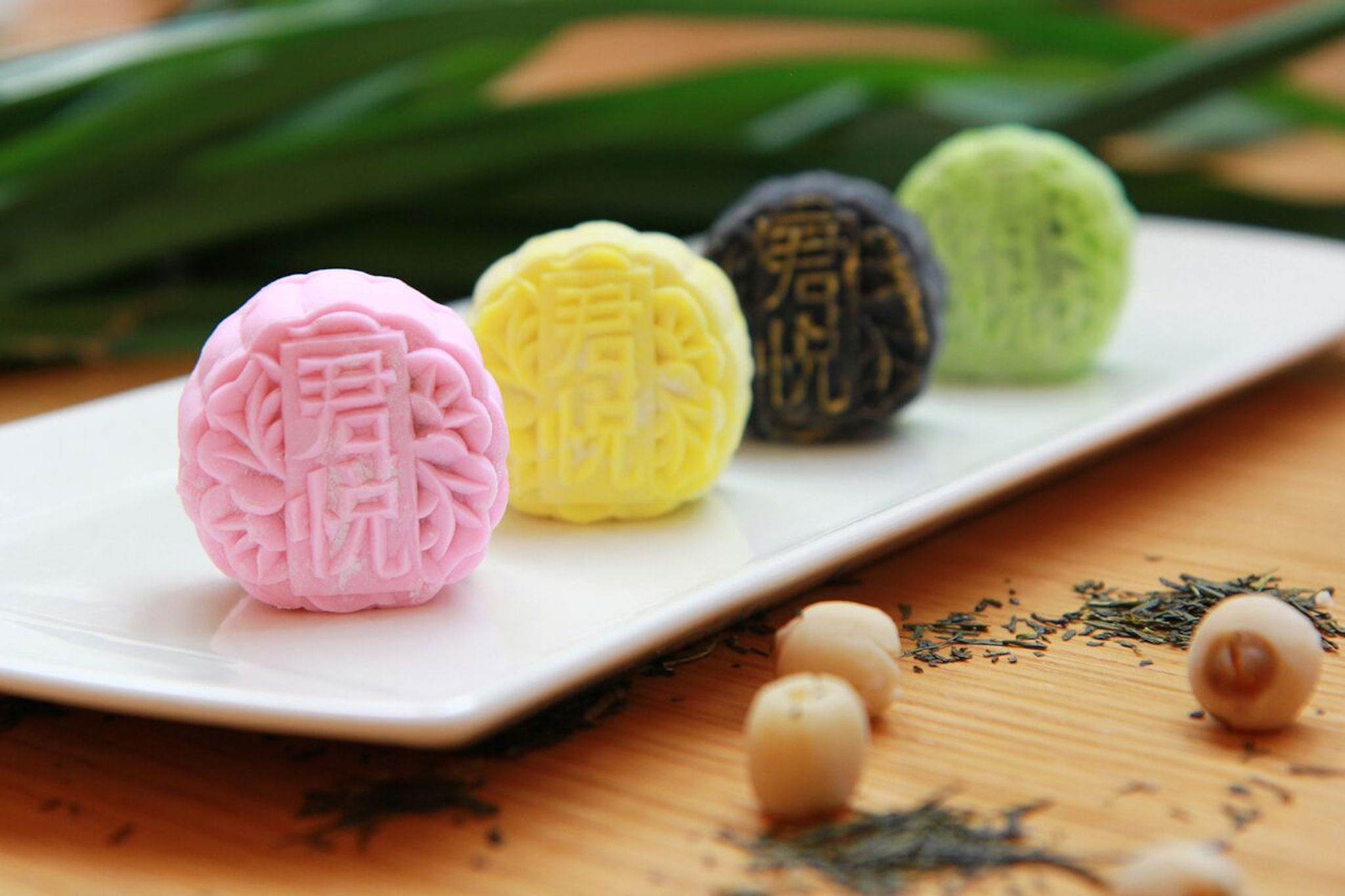 Mooncake Making
