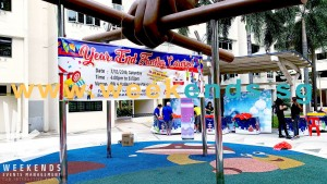 Year end carnival @holland close